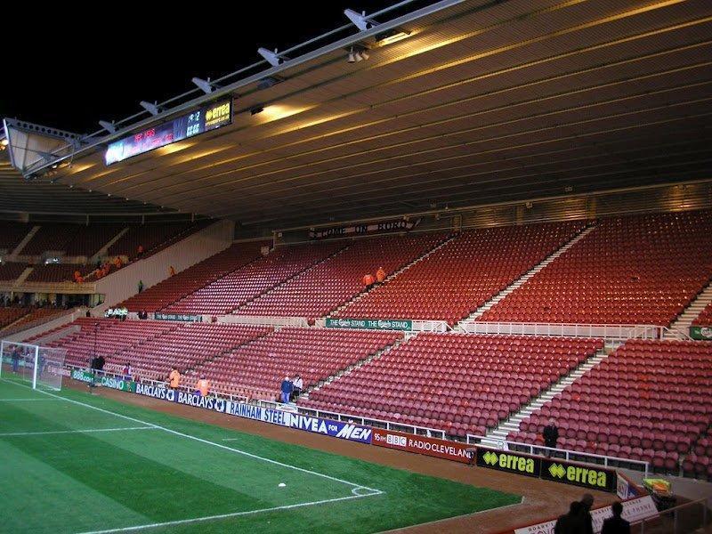 Riverside Stadium Middlesbrough The Stadium Guide