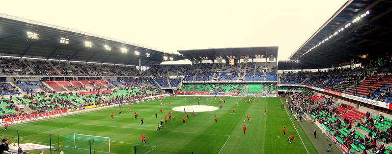 Roazhon Park Rennes The Stadium Guide