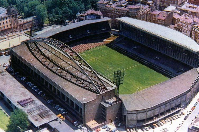 Estadio San Mames (1913) - Bilbao - The Stadium Guide