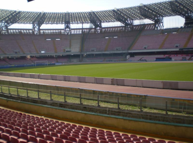 Stadio San Paolo Napoli The Stadium Guide