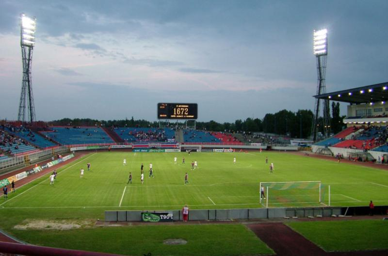 Image result for sóstói stadion