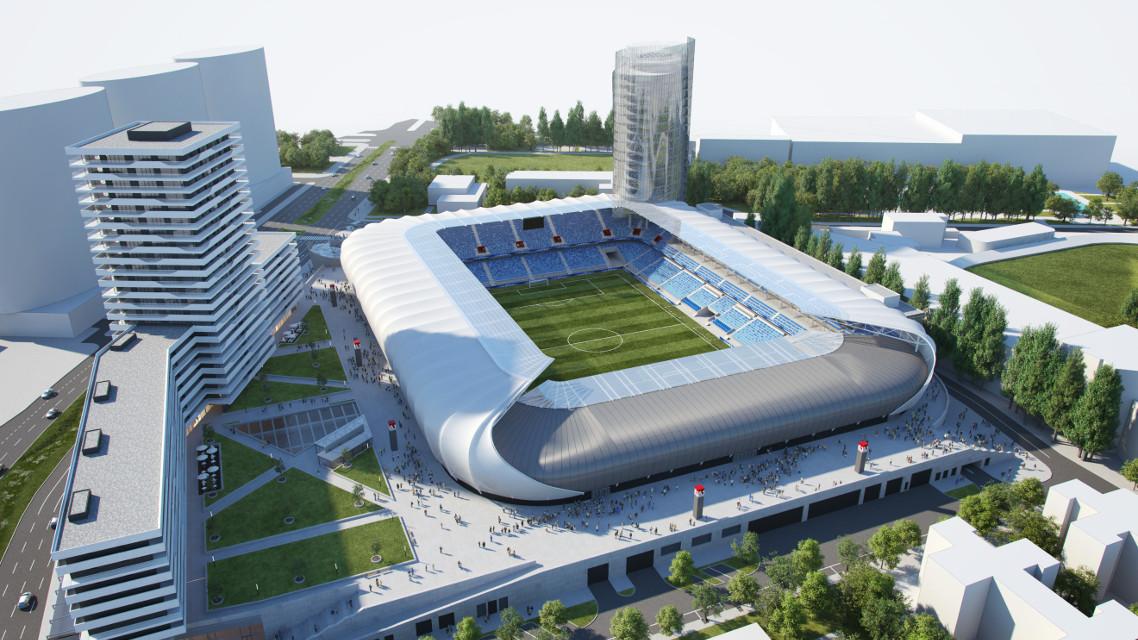 New Tehelne Pole Bratislava The Stadium Guide