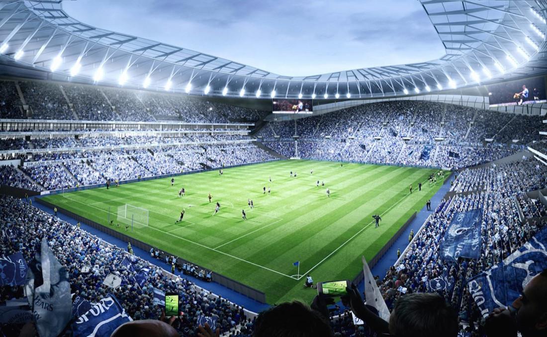 New A S Stadium Design