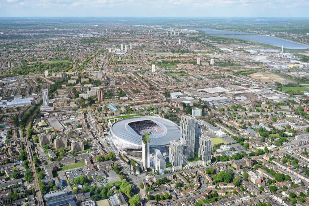 New Tottenham Hotspur Stadium The Stadium Guide