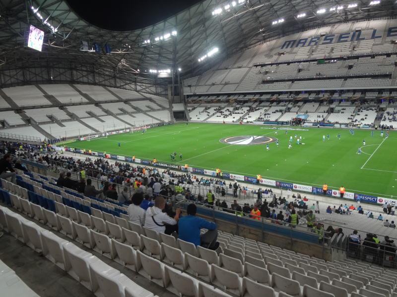 Orange Velodrome Stade Velodrome Marseille The