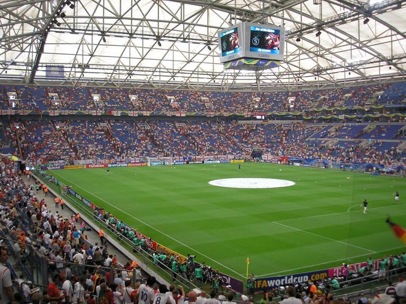 veltins arena schalke 04 gelsenkirchen the stadium guide