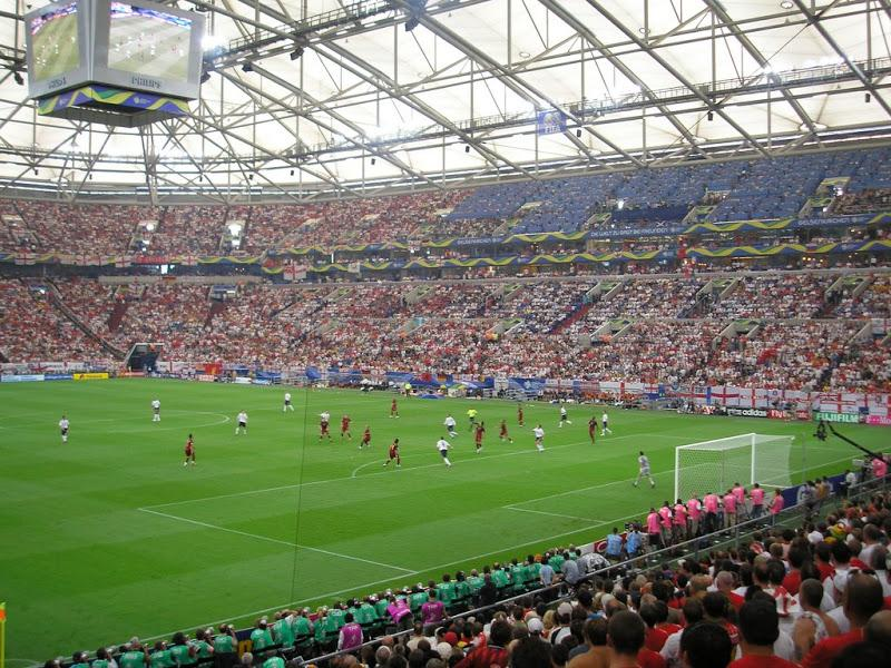 VELTINS-Arena - Schalke 04 - Gelsenkirchen - The Stadium Guide