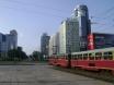 An old Warsaw tram