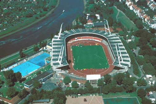 Weserstadion Bremen The Stadium Guide