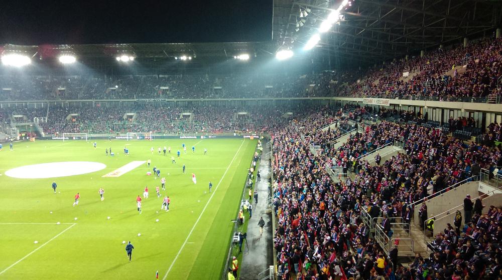 Gornik Zabrze: The Stadium Guide