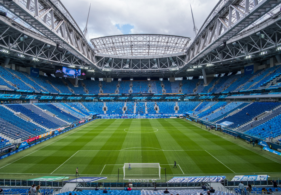 Saint Petersburg Stadium Zenit Arena The Stadium Guide