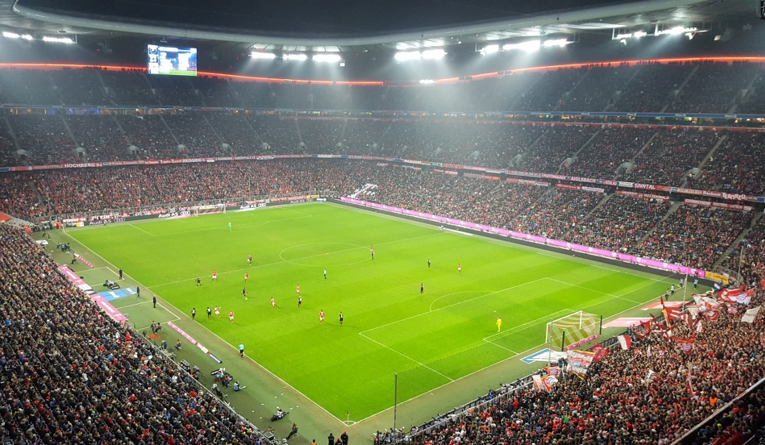 Size Of Mexico City Soccer Stadium