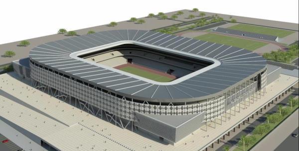 New Al Sadr Stadium