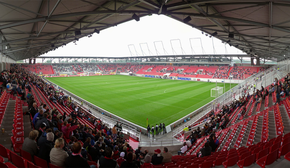 Audi Sportpark Ingolstadt The Stadium Guide