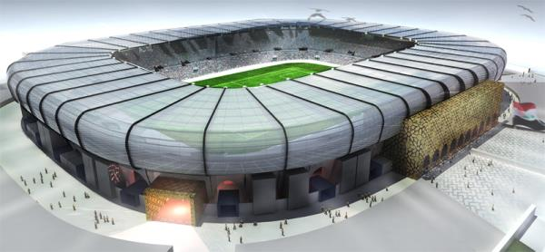 New Babil Stadium