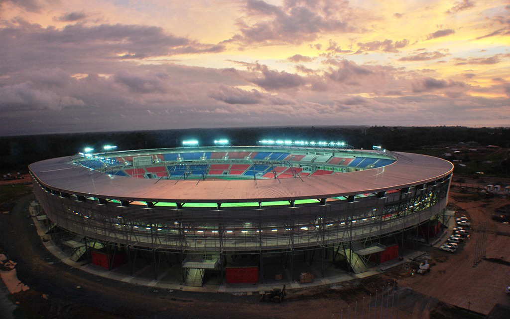Estadio de Bata