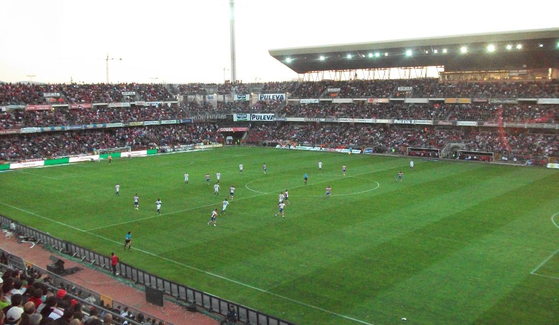 Estadio Nuevo Los Carmenes