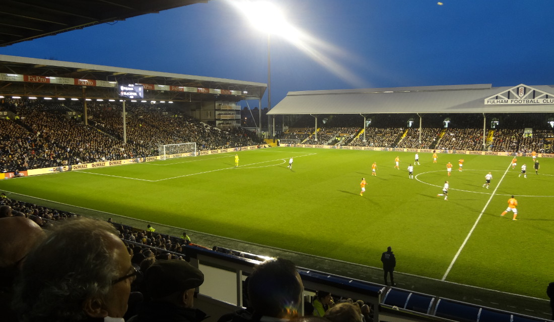 Craven Cottage Fulham London The Stadium Guide