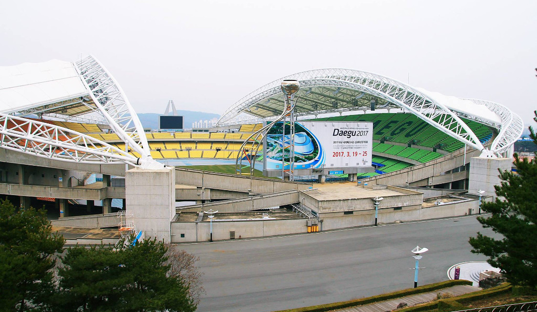 Daegu World Cup Stadium