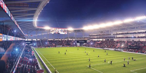 Audi Field - New DC United Stadium - The Stadium Guide