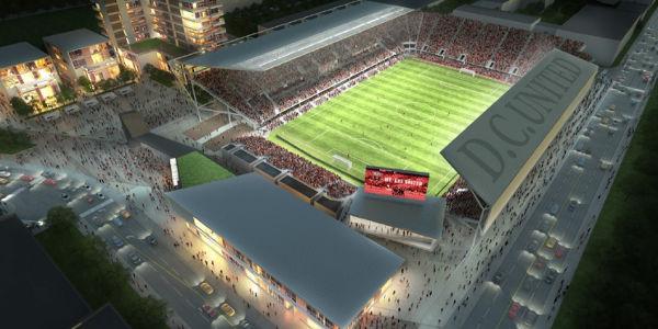 New DC United Stadium