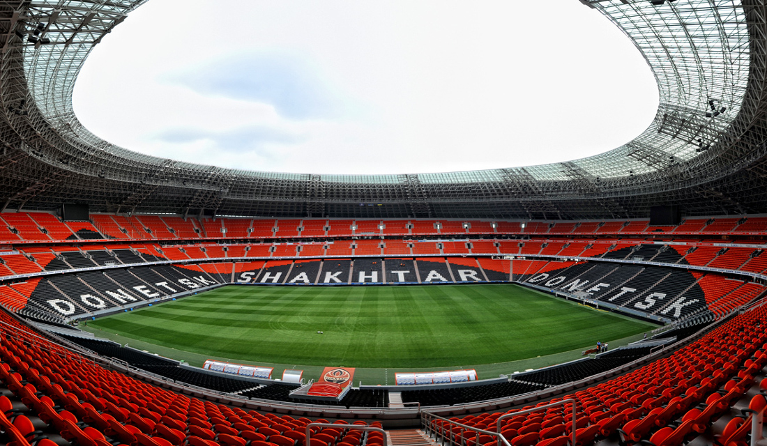Image result for donbass arena