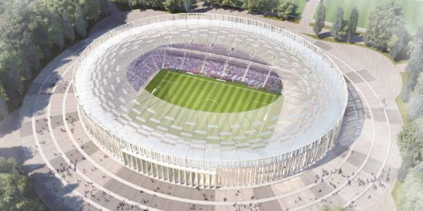 FC Krasnodar Stadium