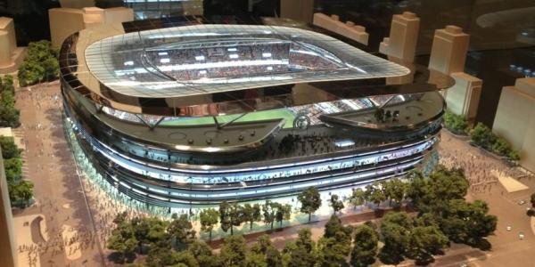 Real Madrid Showcases Four Proposals For Redeveloped