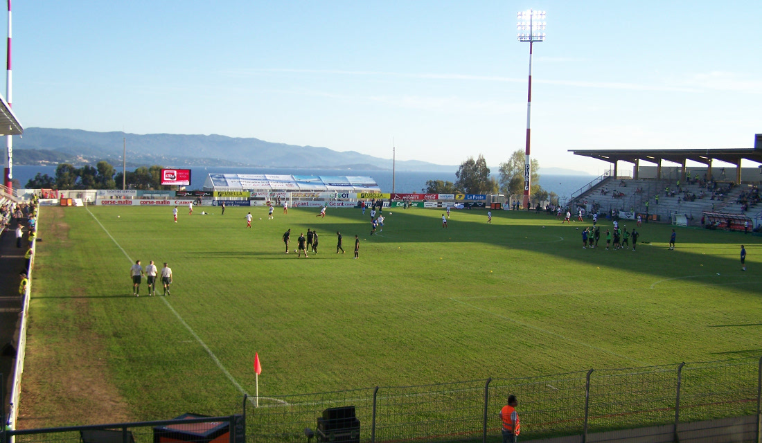 Stade Francois Coty