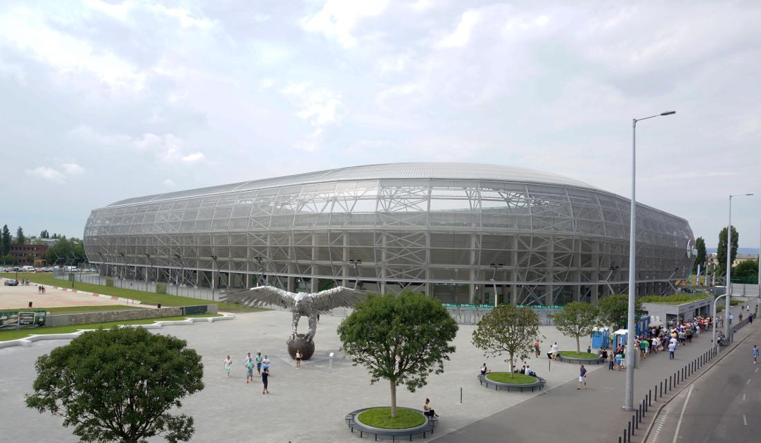 Groupama Arena - Budapest