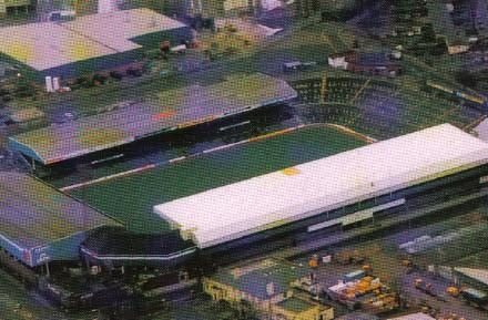 The Hawthorns in the 1980s