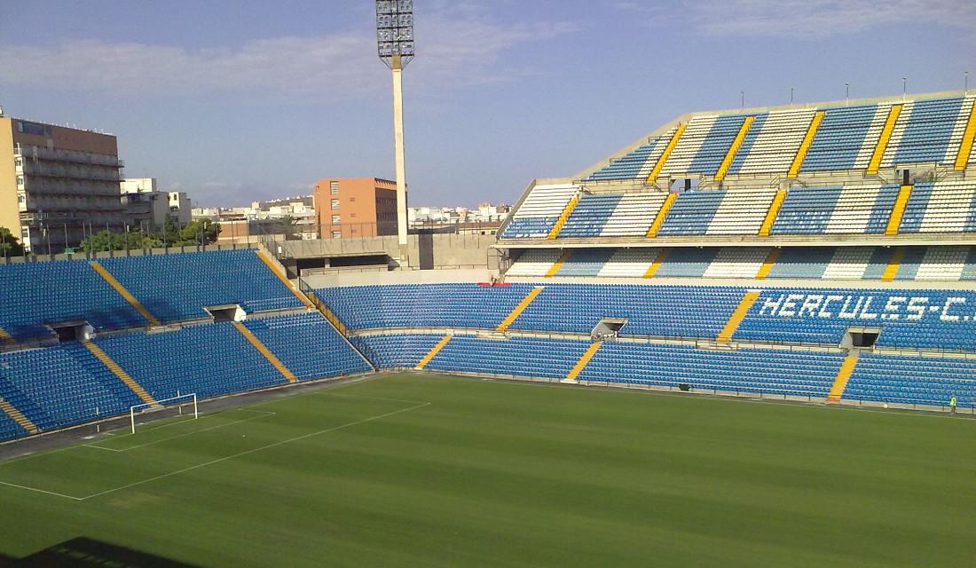 Estadio Jose Rico Perez