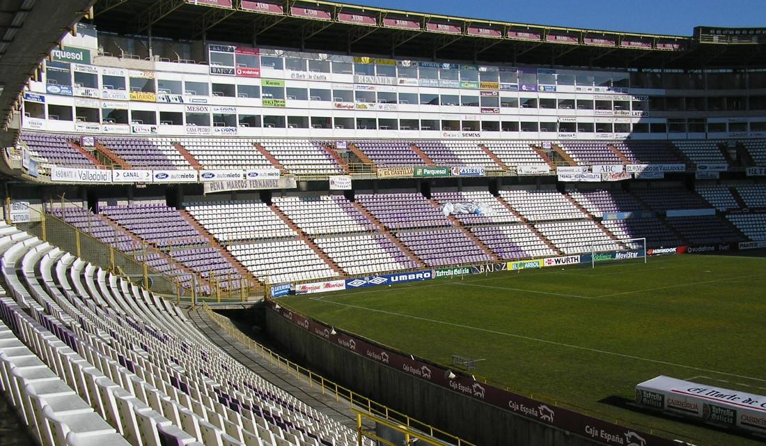 Estadio Jose Zorrilla