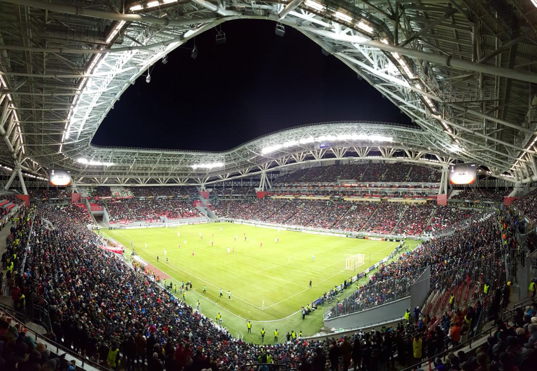 Central Stadium, Kazan: history, address and capacity 83