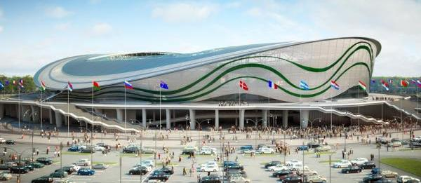 Russia announces 2018 World Cup host cities The Stadium Guide