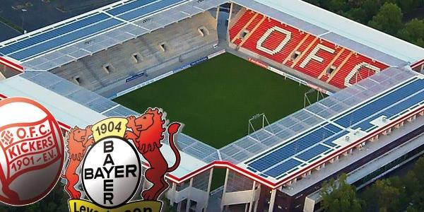 Kickers Offenbach kick off in new arena