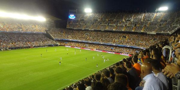 Mestalla Stadium, Stadium in Valencia | Wanderant