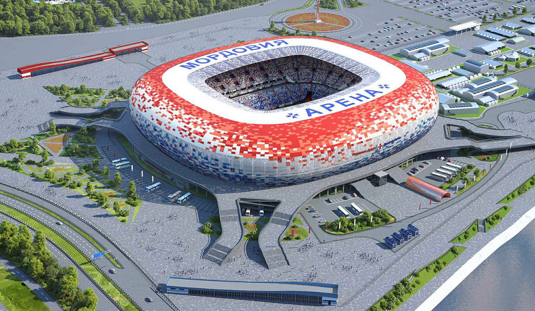 FIFA World Cup 2018 Stadiums - Russia - The Stadium Guide