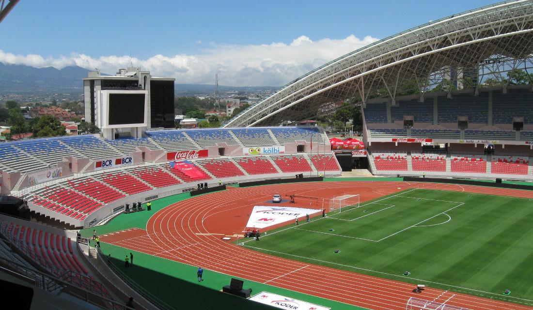Nuevo Estadio Nacional de Costa Rica