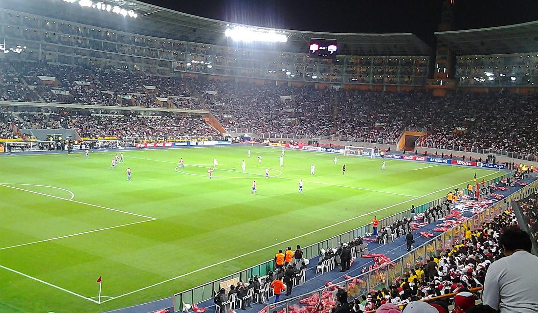 Estadio Nacional del Peru