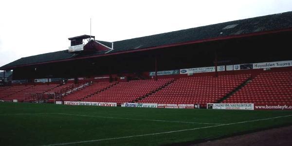 Oakwell Stadium