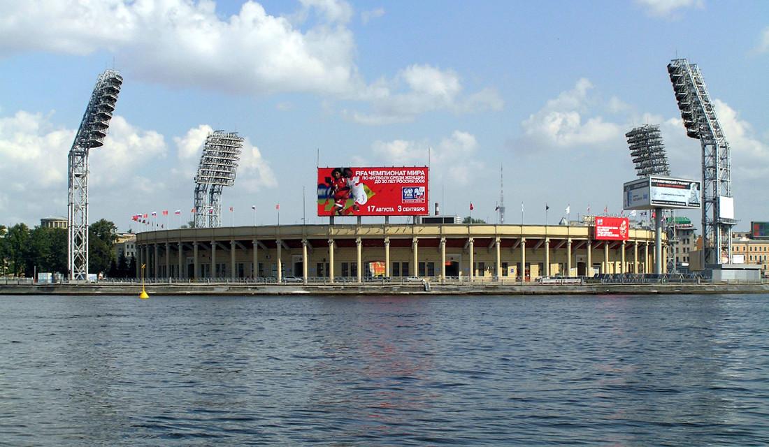 Petrovsky Stadium