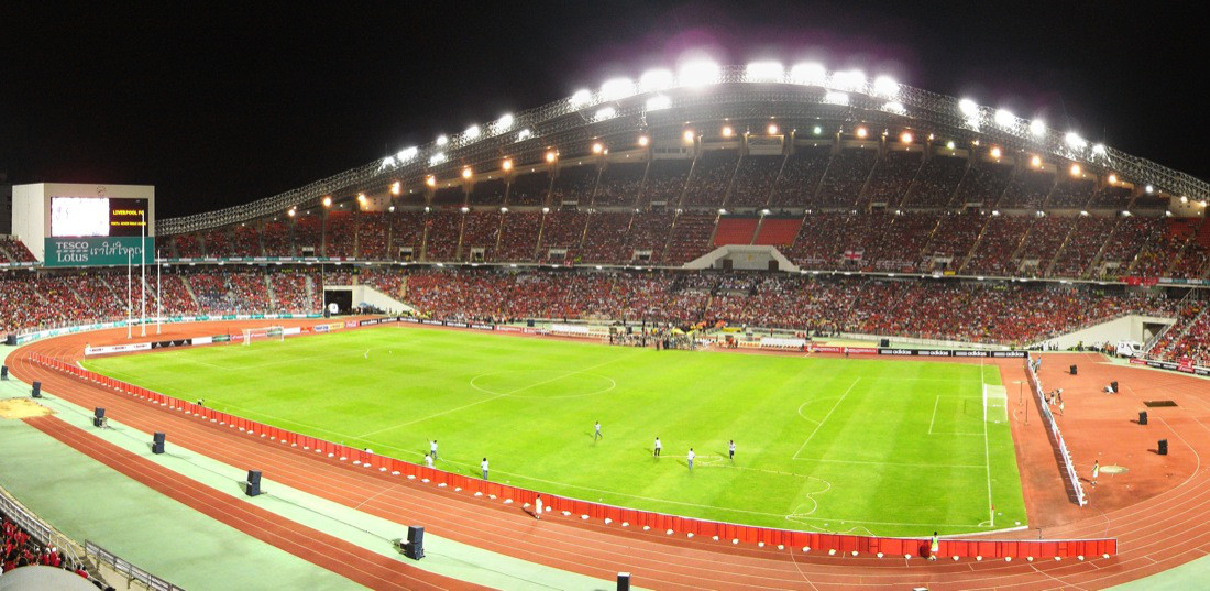 Rajamangala Stadium Bangkok The Stadium Guide