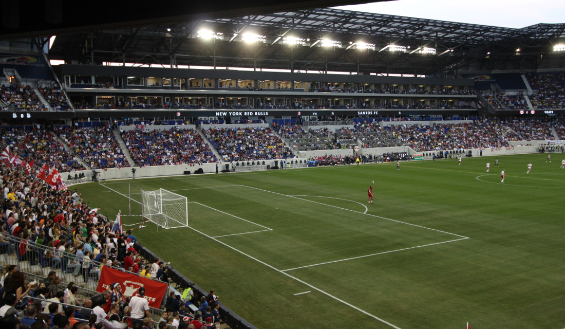 Red Bull Arena New Jersey