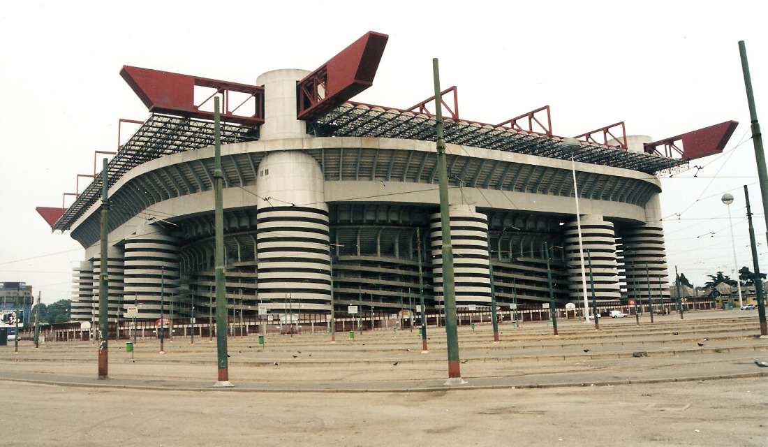 k 525 san siro milan - photo#16