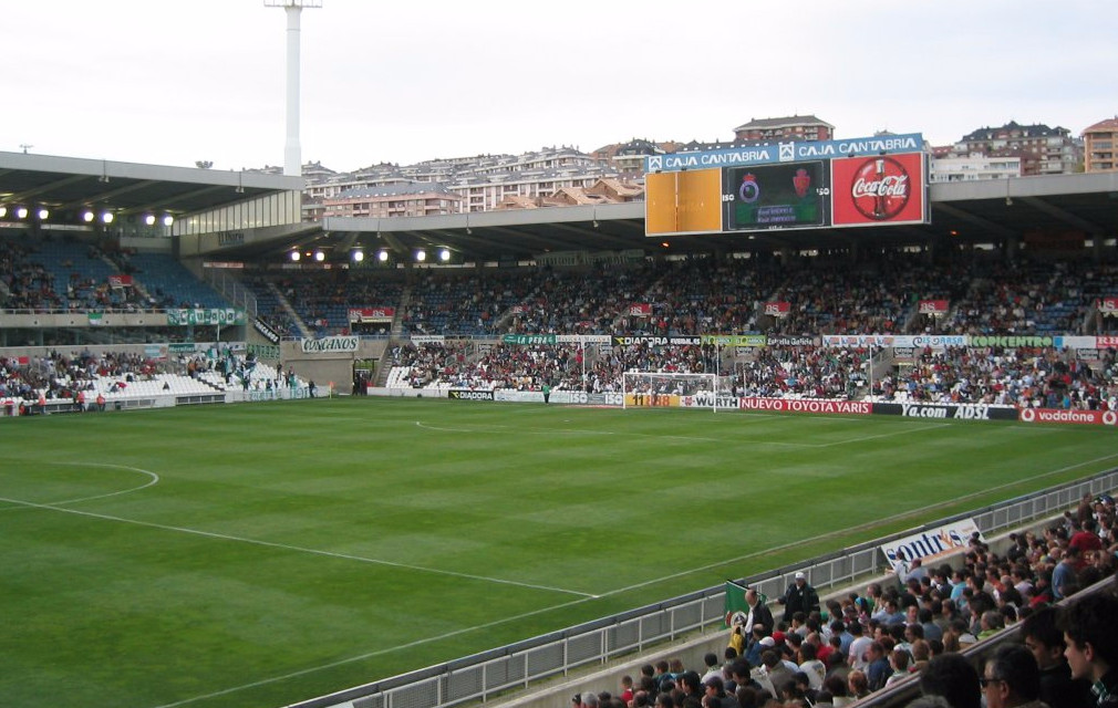 Estadio El Sardinero
