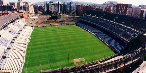 Estadi de Sarrià - The Stadium Guide