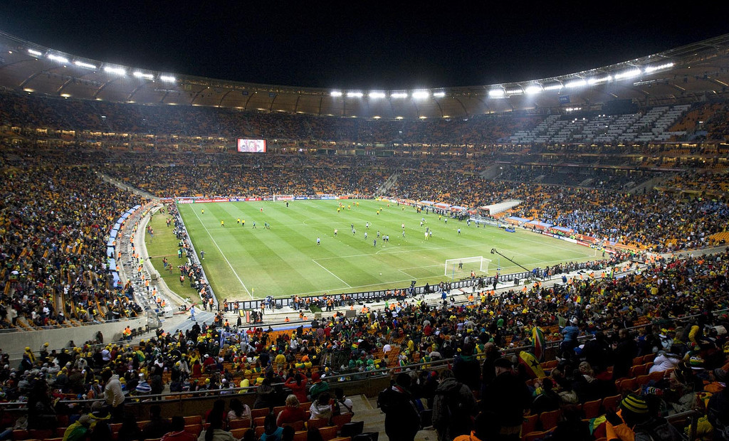 FNB Stadium - Soccer City