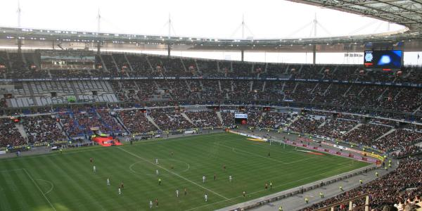 stade de france capacity
