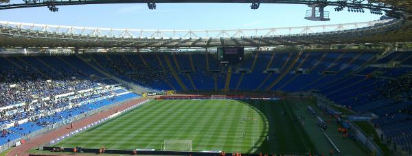 Work Behind the Scenes on New AS Roma Stadium